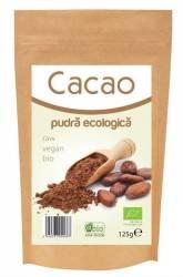 Cacao Pudra Raw Bio Obio 125gr