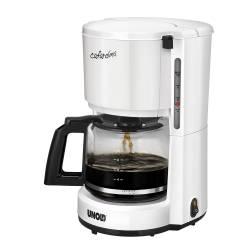 Cafetiera electrica Unold Compact U28125  1.25l 1100W filtru detasabil Alb Cafetiere