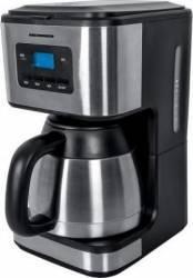 Cafetiera Heinner Digitala HCM-900XMC 900W 1L cana termos Lcd Timer Inox
