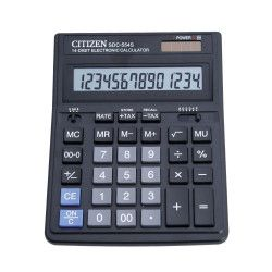 Calculator Citizen 554s 14 digiti baterie si solar