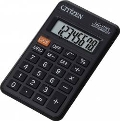 Calculator de birou Citizen LC310N Black