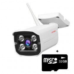 Camera de supraveghere wireless Loosafe LS SC4 de exterior night vision slot card Camere de Supraveghere