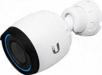 Camera supraveghere Ubiquiti UVC-G4-Bullet Digitala OmniVision 4k Alb Camere de Supraveghere