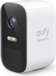 Camera supraveghere video eufyCam 2C HD 1080p IP67 Nightvision Alb Camere de Supraveghere