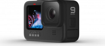 Camera video sport GoPro HERO9 Black, 5K, Wi-Fi, GPS, CHDHX-901-RW negru