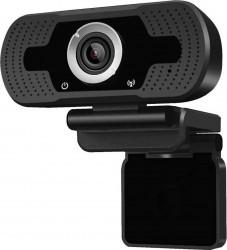 Camera Web Tellur Basic Full HD 1080P USB Negru