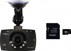 Camera DVR HD Heasent TourMate -card de memorie Camere video digitale