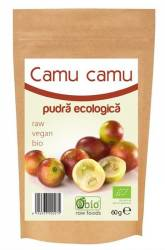 Camu Camu Pulbere Bio Raw Obio 60gr