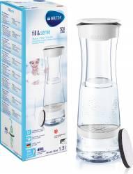 Carafa filtranta Brita Fill and Serve 1.3L Transparent