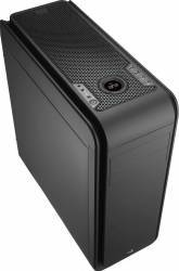 Carcasa AeroCool DS 200 Black edition fara sursa Carcase