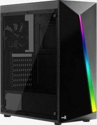 Carcasa Aerocool Shard RGB Black Carcase