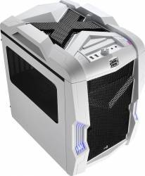 Carcasa AeroCool Strike-X Cube Windowed fara sursa Alba Carcase