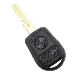 Carcasa cheie BMW CC080 3 butoane cu lama 4 piste stil nou Scule auto and Accesorii