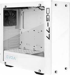 Carcasa EVGA DG-77 White RGB LED Fara sursa Carcase