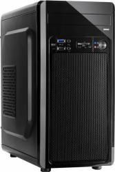 Carcasa Inter-Tech MC-02 Micro Fara sursa Neagra Carcase