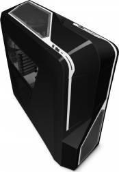 Carcasa NZXT Phantom 410 window fara sursa neagra + alb Carcase