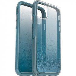 Carcasa Otterbox Symmetry Clear iPhone 11 Pro Blue Huse Telefoane