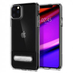 Carcasa Spigen Slim Armor Essential S iPhone 11 Pro Crystal Clear Huse Telefoane