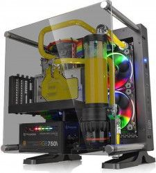 Carcasa Thermaltake Core P1 Tempered Glass SPCC Steel Carcase