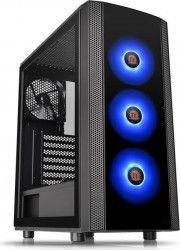 Carcasa Thermaltake Versa J25 Tempered Glass RGB Carcase