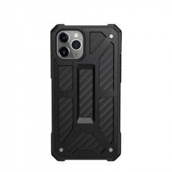 Carcasa UAG Monarch iPhone 11 Pro Carbon Fiber Huse Telefoane
