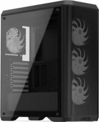 Carcasa SILENTIUM PC Ventum VT4V EVO TG ARGB Negru Carcase