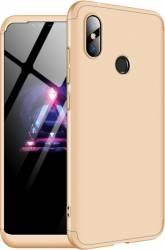 Carcasa Xiaomi Redmi Note 6 Pro GKK 360 Auriu