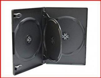 Carcasa DVD pentru 4 discuri