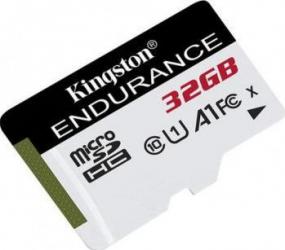 Card de Memorie Kingston High Endurance microSDXC 32GB CLASS 10 UHS-I Carduri Memorie