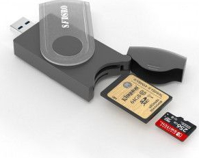Card Reader SD MicroSD Cititor Carduri SD si MicroSD Accesorii Diverse