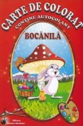 pret preturi Carte de colorat - Bocanila