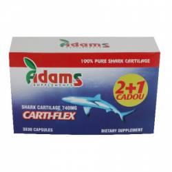 Carti-Flex 740mg Adams Vision 30cps 2+1gratis