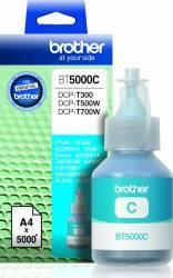 Cartus Brother BT5000C DCP-T300 DCP-T500W DCP-T700W MFC-T800W Cyan 5000 pag Cartuse Originale