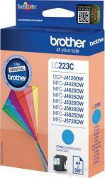 Cartus Brother LC-223C 550 pag Cartuse Originale