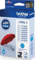 Cartus Brother LC-225XLC 1200 pag Cartuse Originale