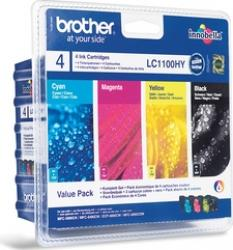 Cartus Brother LC1100HY Value Blister Pack Cartuse Originale