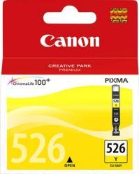 Cartus Canon CLI-526 Galben IP4850 MG5150 5250 6150 8150 500 pag Cartuse Originale