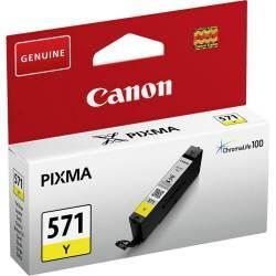 Cartus Canon CLI-571Y Galben 7ml Cartuse Originale