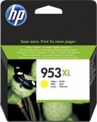 Cartus capacitate extinsa HP 953XL Galben Cartuse Originale