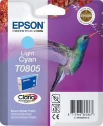 Cartus Epson Stylus Photo P50 R265 R285 360 RX560 RX585 L Cyan Cartuse Originale