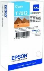 Cartus Epson WP4000 4500 Series Cyan 3400 pag Cartuse Originale