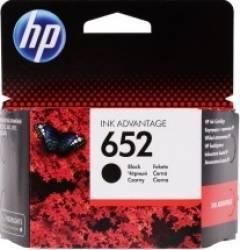 Cartus HP 652 Black 360 pag. Deskjet Ink Advantage 1115 2135 3635 3835 Cartuse Originale