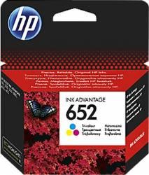 Cartus HP 652 Tri-color 200 pag. Deskjet Ink Advantage 1115 2135 3635 3835 Cartuse Originale