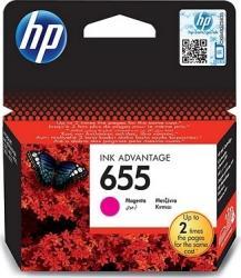 Cartus HP 655 Magenta Cartuse Originale