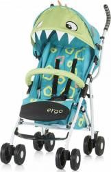Carucior sport Chipolino Ergo baby dragon 0-15 kg Albastru Carucioare copii