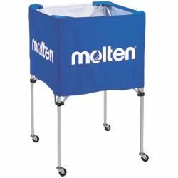 Carucior mobil Molten pentru mingi cos mingi Molten