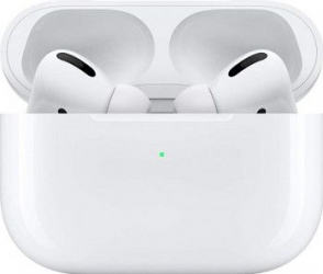pret preturi Casti Bluetooth Apple AirPods Pro True Wireless Case Alb