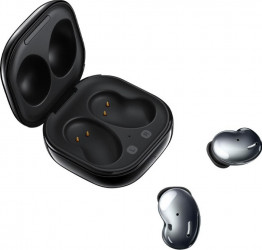 Casti Bluetooth Samsung Galaxy Buds Live Cosmic Black True Wireless