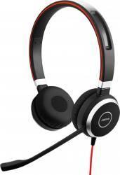 Casti cu microfon Jabra Evolve 40 MS Stereo USB 6399-823-109 Black Casti
