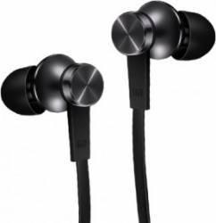 Casti cu microfon Xiaomi Mi In-Ear Piston Basic Negru Casti telefoane mobile